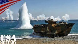 米韓合同軍事演習2016・過去最大規模の上陸演習を行う - US-South Korea Joint Exercise 2016 - Amphibious Landing