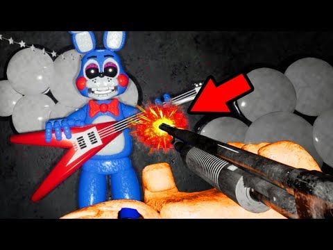 CREATE YOUR OWN FNAF ANIMATRONIC + PLAY WITH FRIENDS! | Five Nights at Freddys MULTIPLAYER