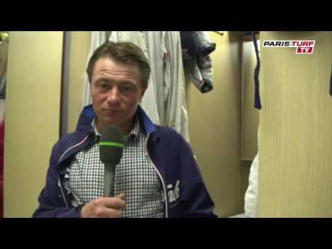 Paris-Turf TV - Franck Nivard : Pingus Vang