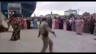 самый красивый чеченский танец