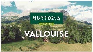 Camping Huttopia Vallouise | Visite virtuelle dans les Hautes-Alpes