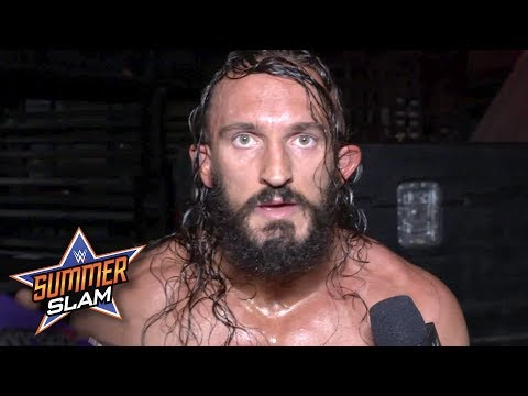 Neville responds to critics who deny his WWE Cruiserweight Title pedigree: Exclusive, Aug. 20, 2017