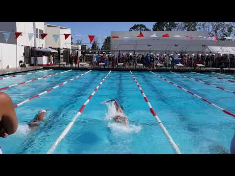 Garden Grove Varsity League 2018- 50 Yards Freestyle
