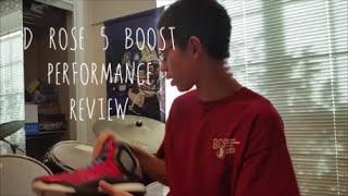 Video Adidas D Rose 5 Boost Performance Review download MP3, 3GP, MP4, WEBM, AVI, FLV Juni 2018