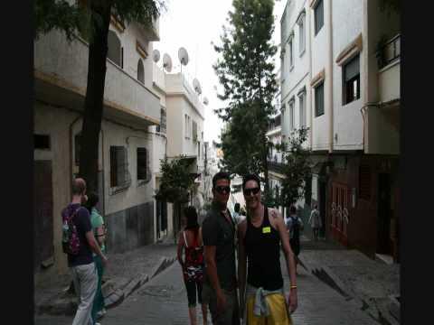 Ferias de Verao 2009 em Espanha e Marrocos.