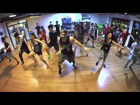 Next Episode Caked Up Rmx   Junexzy Choreography   @Citigym Cardio Hiphop