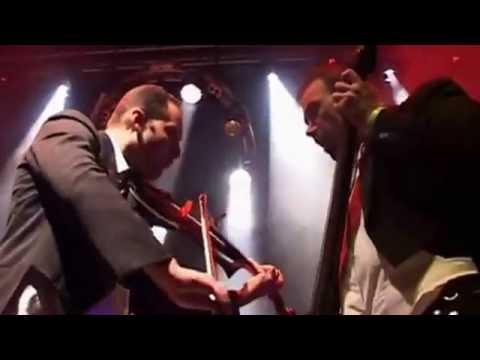 IRON MAN BLACK SABBATH Cover Electric Violins SPYBORG Rock Chamber Music