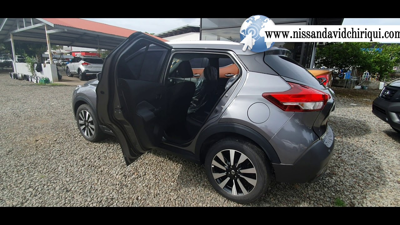 Nissan Kicks Advance 2020 Nissandavidchiriqui Youtube