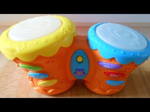 Bruin / Toys R Us Groovy Baby Bongo/drum Toy