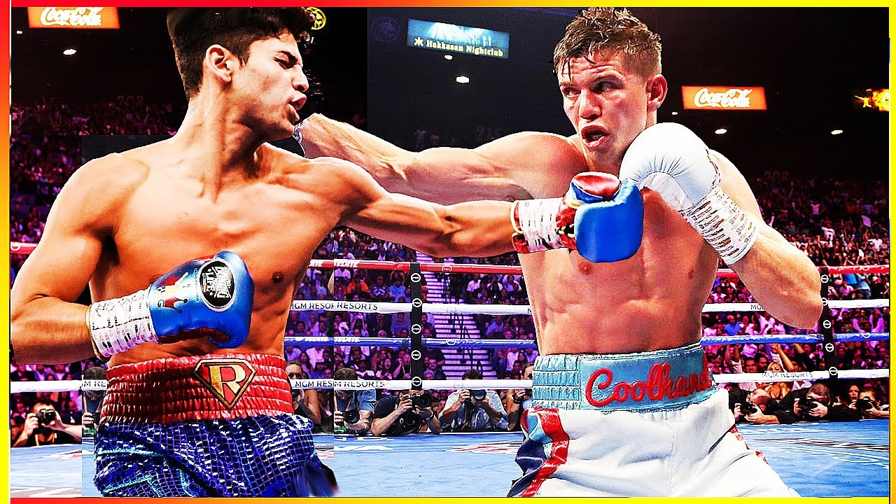 Ryan Garcia vs Luke Campbell PRE-FIGHT TALE