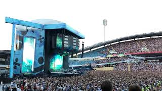 Ed Sheeran - I see fire, Live @Ullevi, Gothenburg, Sweden