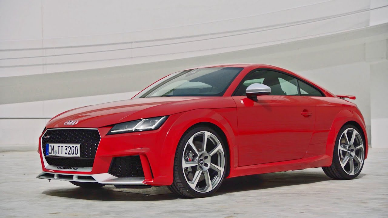 First Drive 2017 Audi Tt Rs Cold Start Accelerations And Driving You