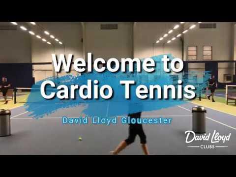 Cardio Tennis At David Lloyd Gloucester
