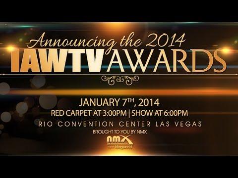 2014 IAWTV Awards LIVE