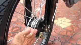 Bicicleta Elétrica Test Drive - apresentação da KinBike EBZ 101 500W