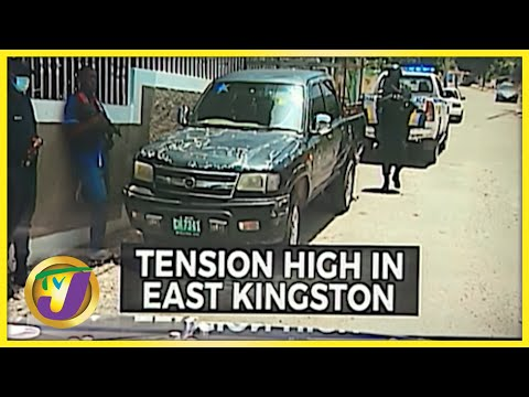 Gang War in Bull Bay Jamaica | Protest on Crime | Vaz Visa Wrongfully Revoked