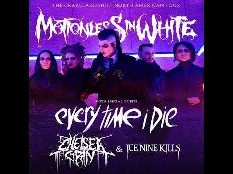Graveyard Shift Tour: Tempe,AZ