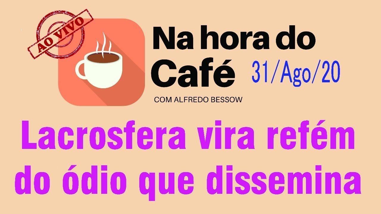 Na hora do café - Quanto mais a esquerda odeia, mais Bolsonaro cresce