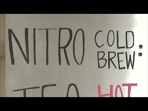 Нитро-кофе – новый тренд в США (новости)