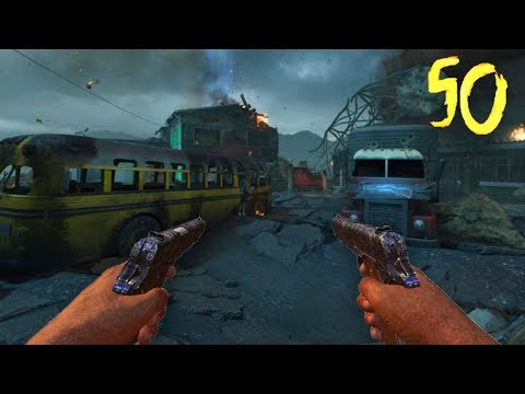 'NUKETOWN ZOMBIES' ROUND 50 WORLD RECORD SPEEDRUN! (Black Ops 2 Zombies)
