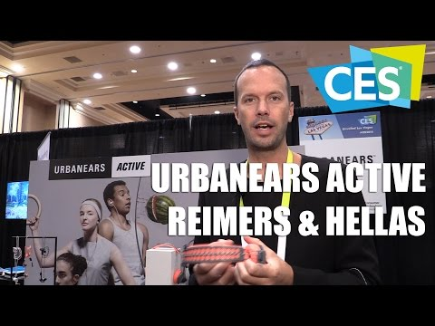 1112587f9dd Urbanears Active Reimers & Hellas Sports Headphones (CES 2016) |  Allround-PC.com - YouTube