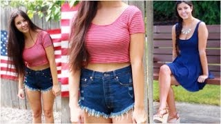 4th Of July Outfit Ideas! Affordable Clothes! Thumbnail