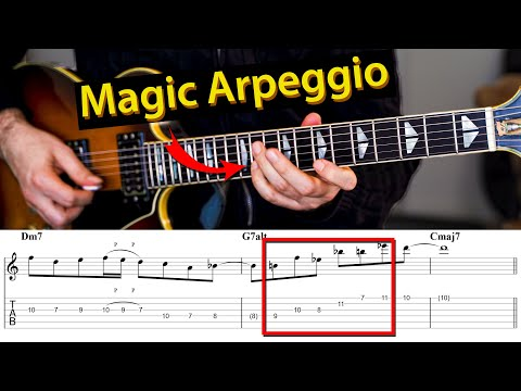 The Magic Arpeggio Solves A Lot Of Problems