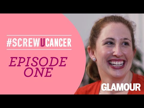 Caitlin's Preventative Mastectomy, EP 1 of Glamour's Screw You Cancer: BRCA1 Gene Mutation