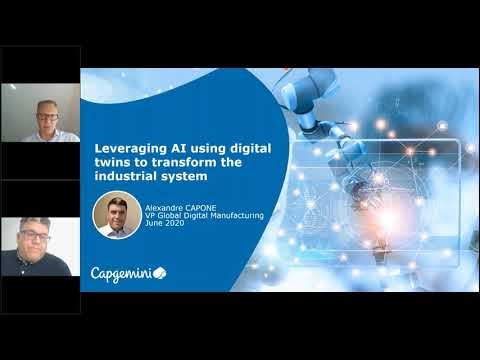Product Lifecycle Management – Leveraging AI and digital twins to transform the industrial system