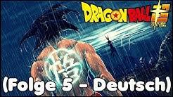 DRAGONBALL SUPER (Deutsch) - Son Goku begegnet Beerus - Folge 5