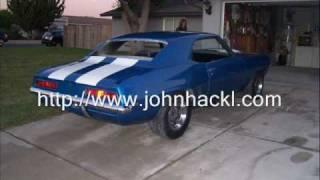 1967,1968, 1969 ,Camaro , Firebird, burnouts