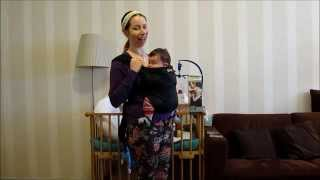 boba air how to light weight baby carrier