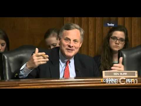 Senator Richard Burr of N.C. on Tobacco Harm Reduction and the need to allow Americans to choose.