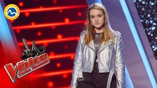 The Voice Cesko Slovensko 2019 - Laura Petersen - Crazy (Gnarls Barkley)