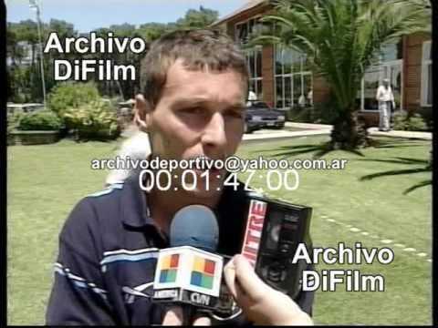 Christian Bassedas - Selección Argentina - DiFilm (1999)