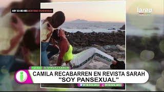 """""""Me encantan las mujeres"""": la declaración de amor de Cami Recabarren que causó reacciones en rr.ss."""