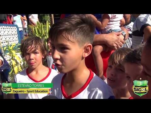 Sport Education x ACF | Supercopa Trivella Kids 2017 | Sub 8 | Final | 16/07/17