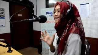 Puspita - Cinta Harus Berdua - Voice of Indonesia RRI Mp3