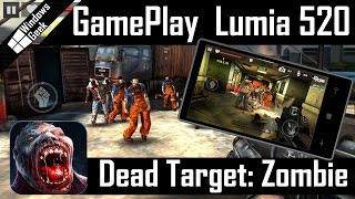 [GamePlay] Dead Target: Zombie -  Windows Phone