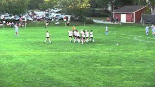 Liz Young Game-Winner vs Tufts (9/15/15)
