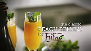 Chef Series: Catherine Fulvio's Bellini