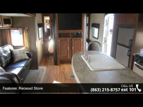 2015 Vibe 279rbs Camping World Of Winter Garden Wint Youtube