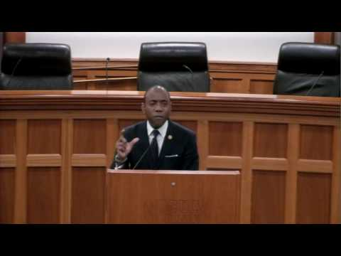 Brendan Brown Lecture with Cornell William Brooks, president of the NAACP