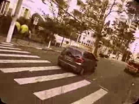 Bike to work - São Paulo (Head Cam)