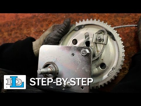 Installing Cable on Brake Winches - Step-By-Step
