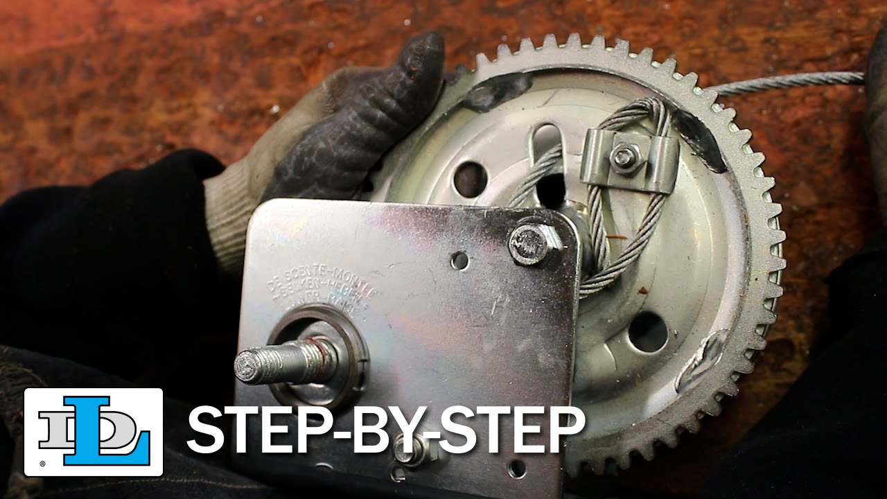 Installing Cable on Brake Winches  StepByStep  YouTube