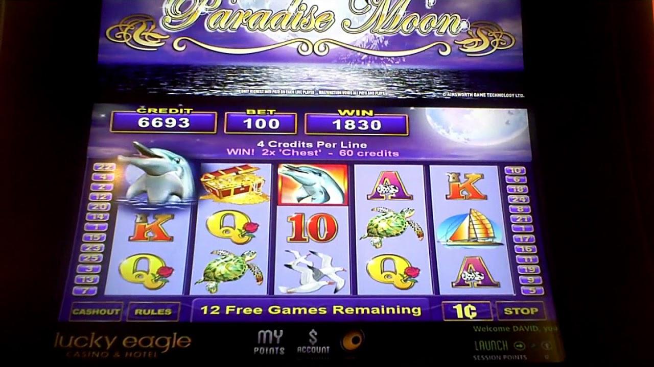 Moon Slot Machine