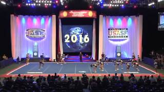 california all stars lady bullets worlds 2016 finals