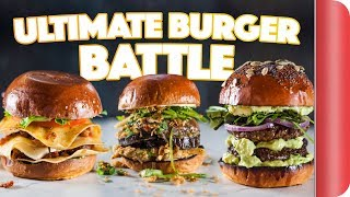 THE ULTIMATE BURGER BATTLE