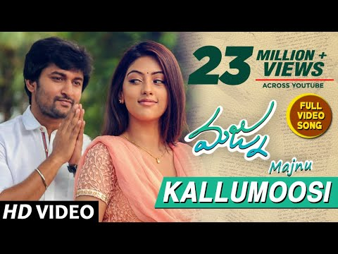 Majnu Video Songs | Kallumoosi Full Video...